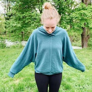 Urban Outfitter Fleece Doleman Hooded Top
